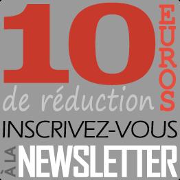 10€ Newsletter