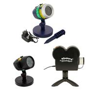 STAR SHOWER LASER LOT DE 3 (MAGIC + SLIDE + WINDOW WONDERLAND)