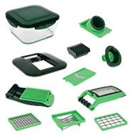 NICER DICER CHEF SET DE 10 PIECES