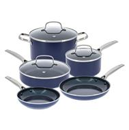 SET DE 8 PIECES BLUE DIAMOND